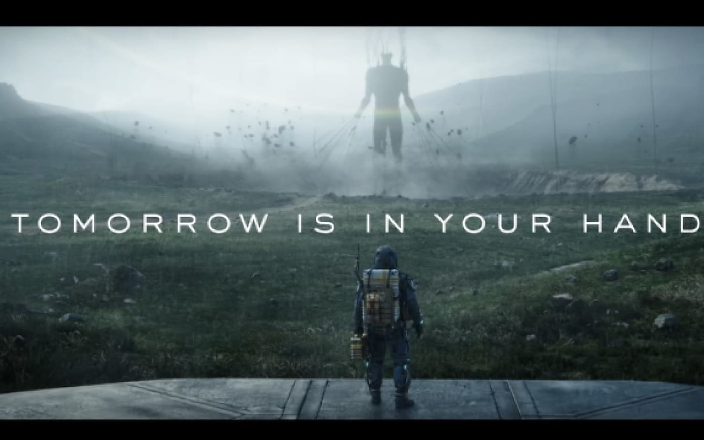 "[Death Stranding] Playstation publica novo trailer chamado ""The Drop"""