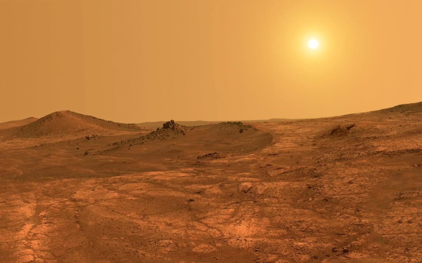 NASA acha que o mundo não está pronto para revelações sobre a vida em Marte