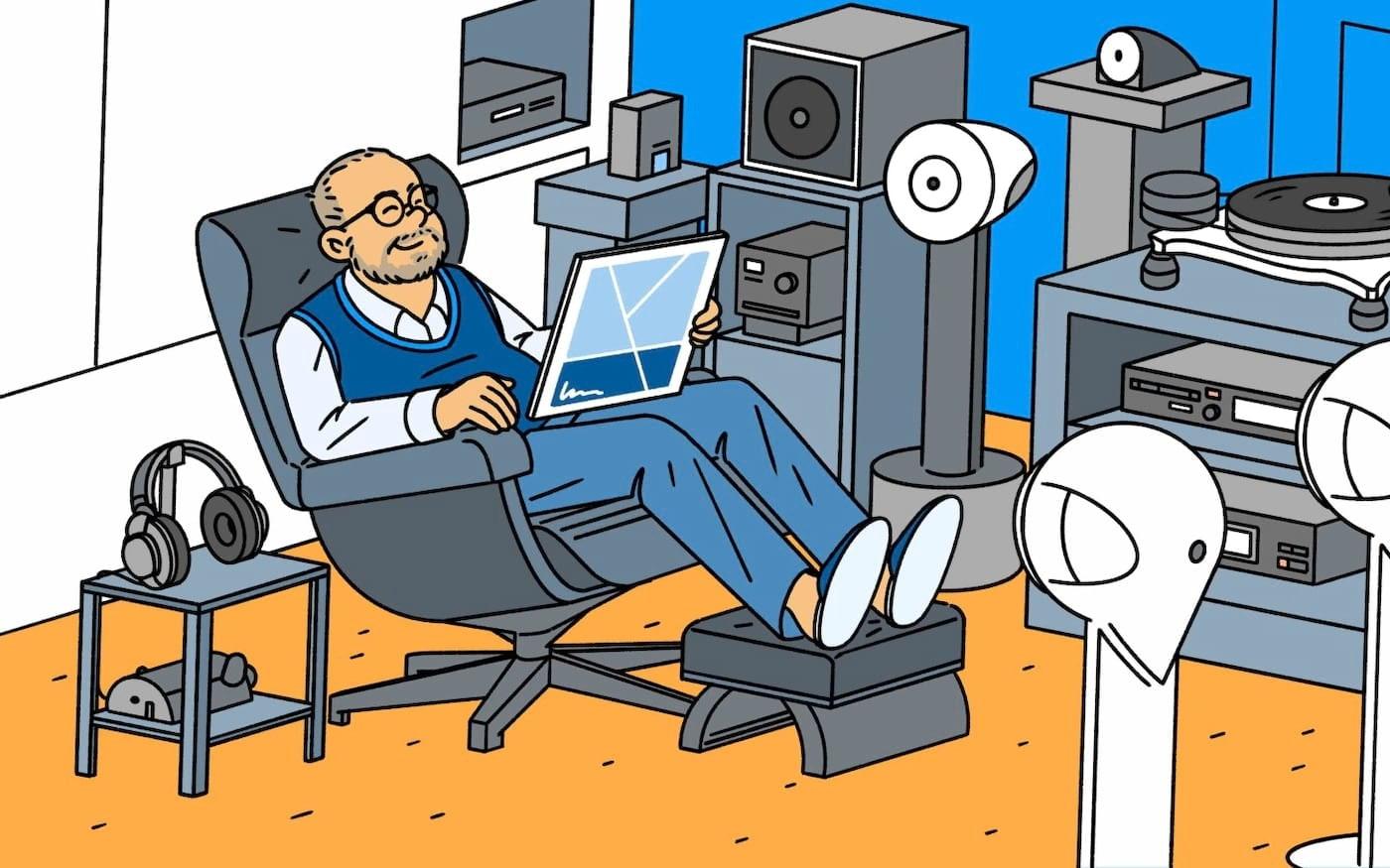 Audiofilia é, de fato, um hobby?