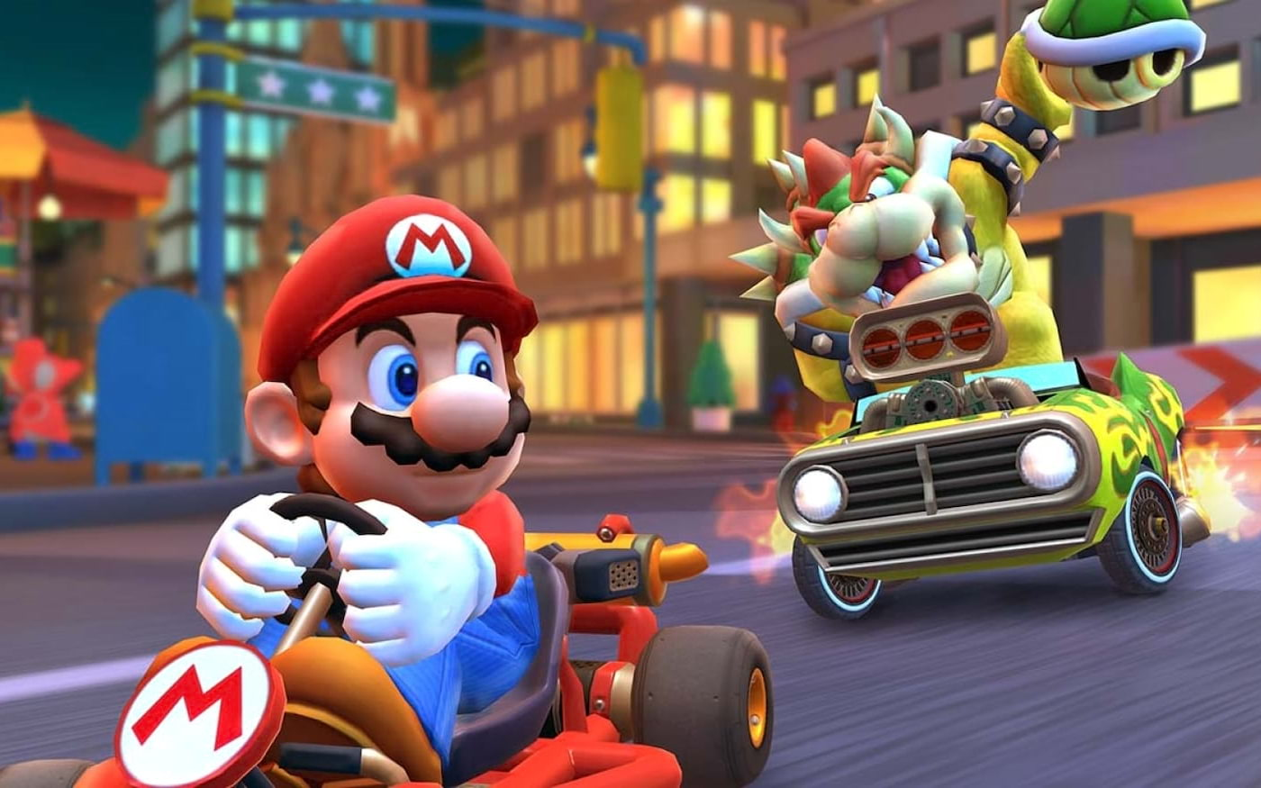 [Game da Semana] Mario Kart Tour (mobile para Android/iOS)