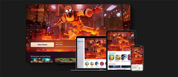 Apple Arcade - Serviço de assinatura que permite acesso aos aplicativos e jogos da AppStore