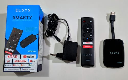 Review: Smarty, Android TVBox da Elsys