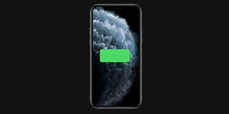 Bateria do iPhone 11 Pro é visivelmente (e obviamente) mais duradoura que a do iPhone 8.