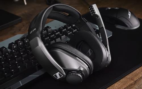 [Sennheiser GSP 370] Fabricante alemã anuncia headset sem fio que pode durar até 100h