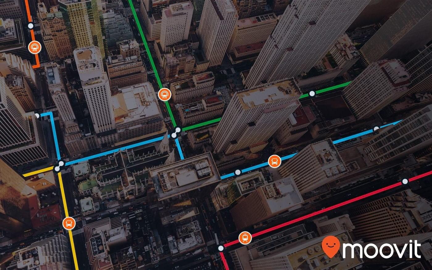 [App da Semana] Moovit – o aplicativo de mobilidade urbana inteligente