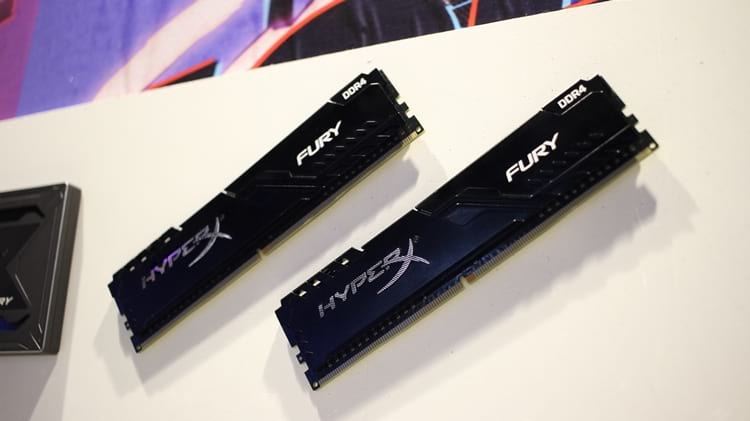 HyperX Fury (nova)