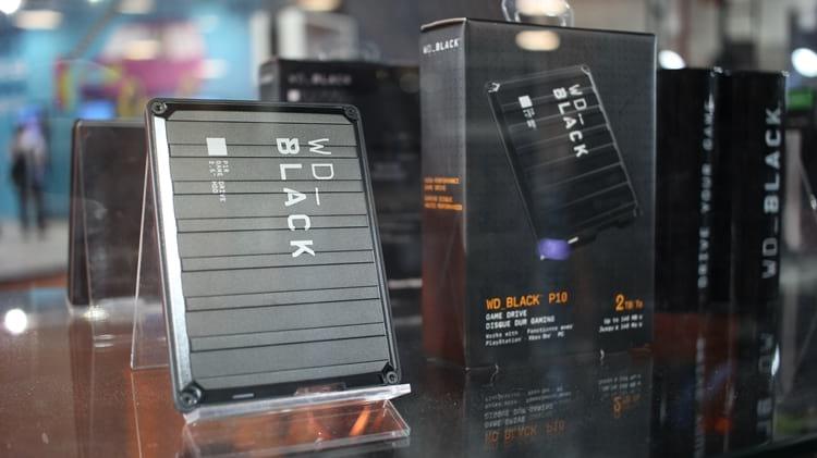 WD_Black P10 para Xbox
