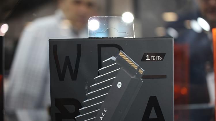 Caixa WD_Black SN750