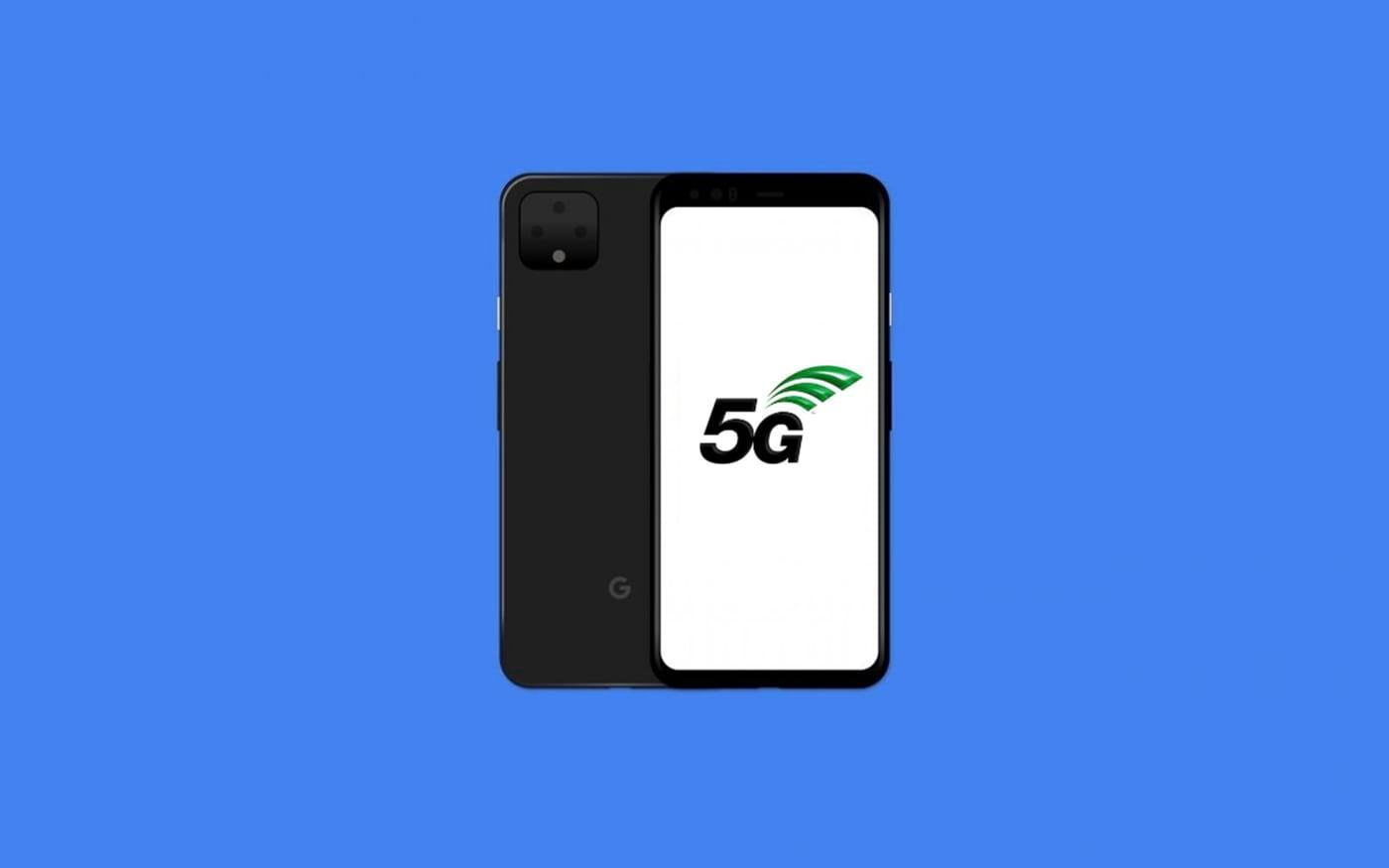 Google está produzindo smartphone 5G para lançar no dia 15