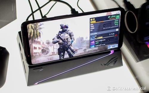 ROG Phone 2 confirmado no Brasil
