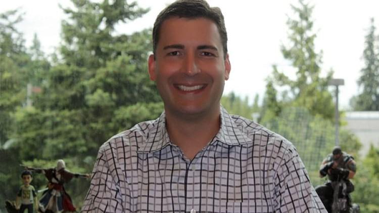 Mike Ybarra. Fonte: Gematsu
