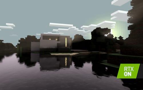 Testamos o Minecraft RTX, modo ultra realista do jogo, confira