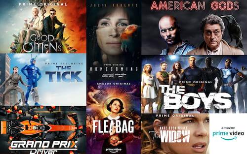 Amazon Prime Vídeo: O que assistir na TV da Amazon?
