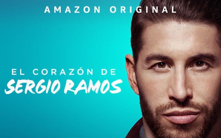 Série que conta a história de vida do jogador de futebol Sergio Ramos
