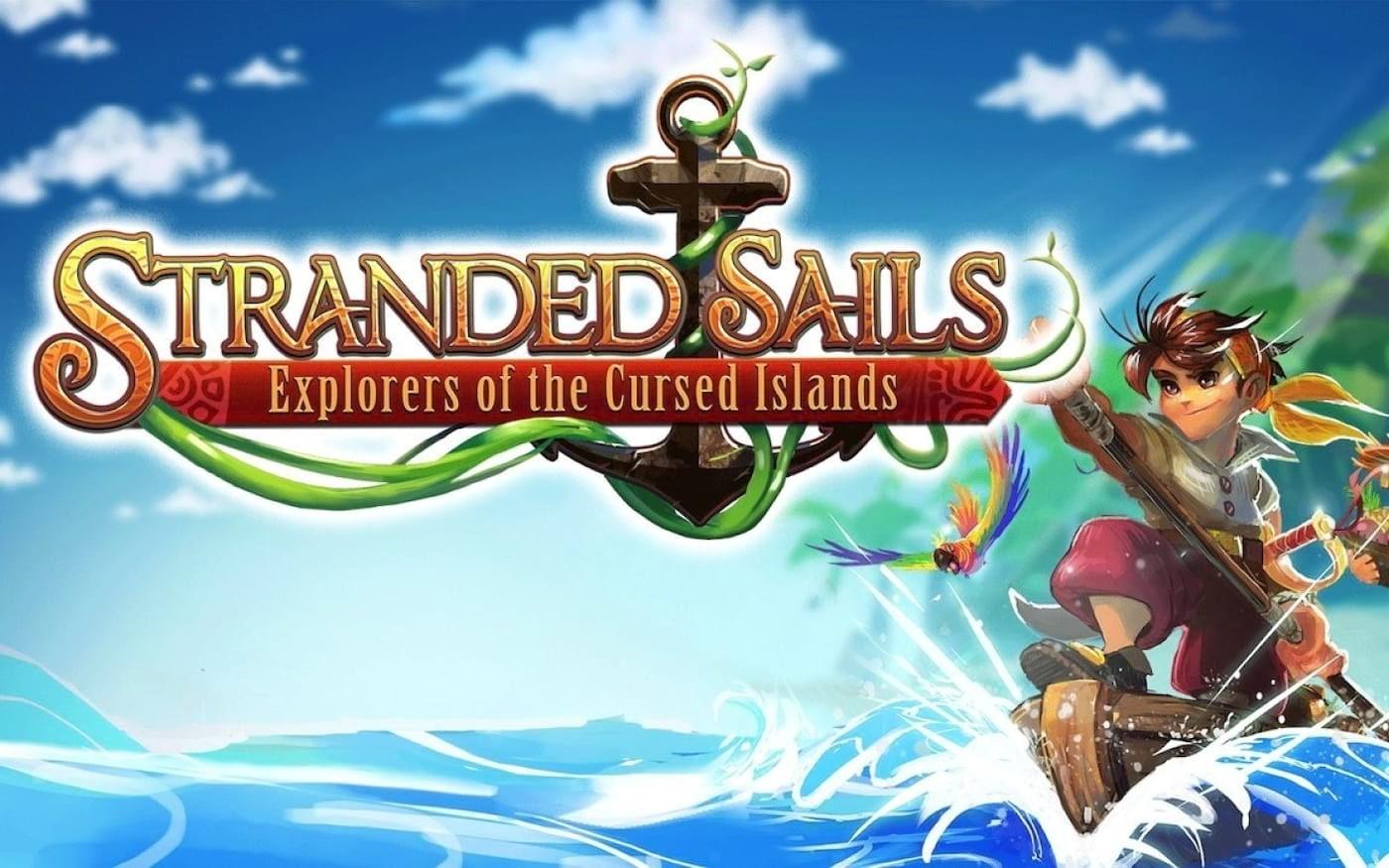 [Stranded Sails] Merge Games anuncia data de lançamento do jogo para consoles e PC