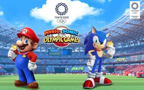 Mario & Sonic nas Olimpíadas de Tokyo 2020 ganha trailer de abertura