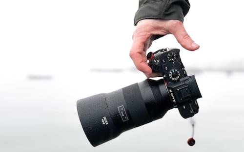O que é câmera Mirrorless?