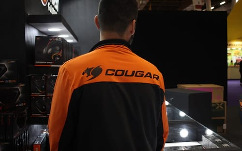 Cougar tem sua linha completa de periféricos na BGS pela Fantasy Gaming