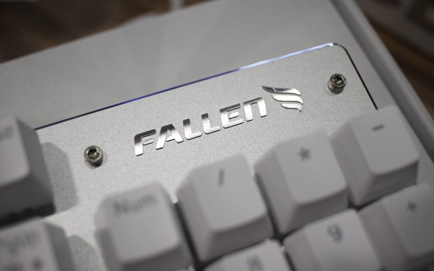 Novo teclado mecânico Fallen Gear ACE lançado por R$400