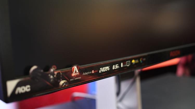 AOC Agon 240Hz 0.5ms