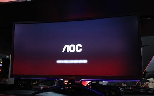 Monitor 240Hz 0.5ms é lançado pela AOC | BGS 2019