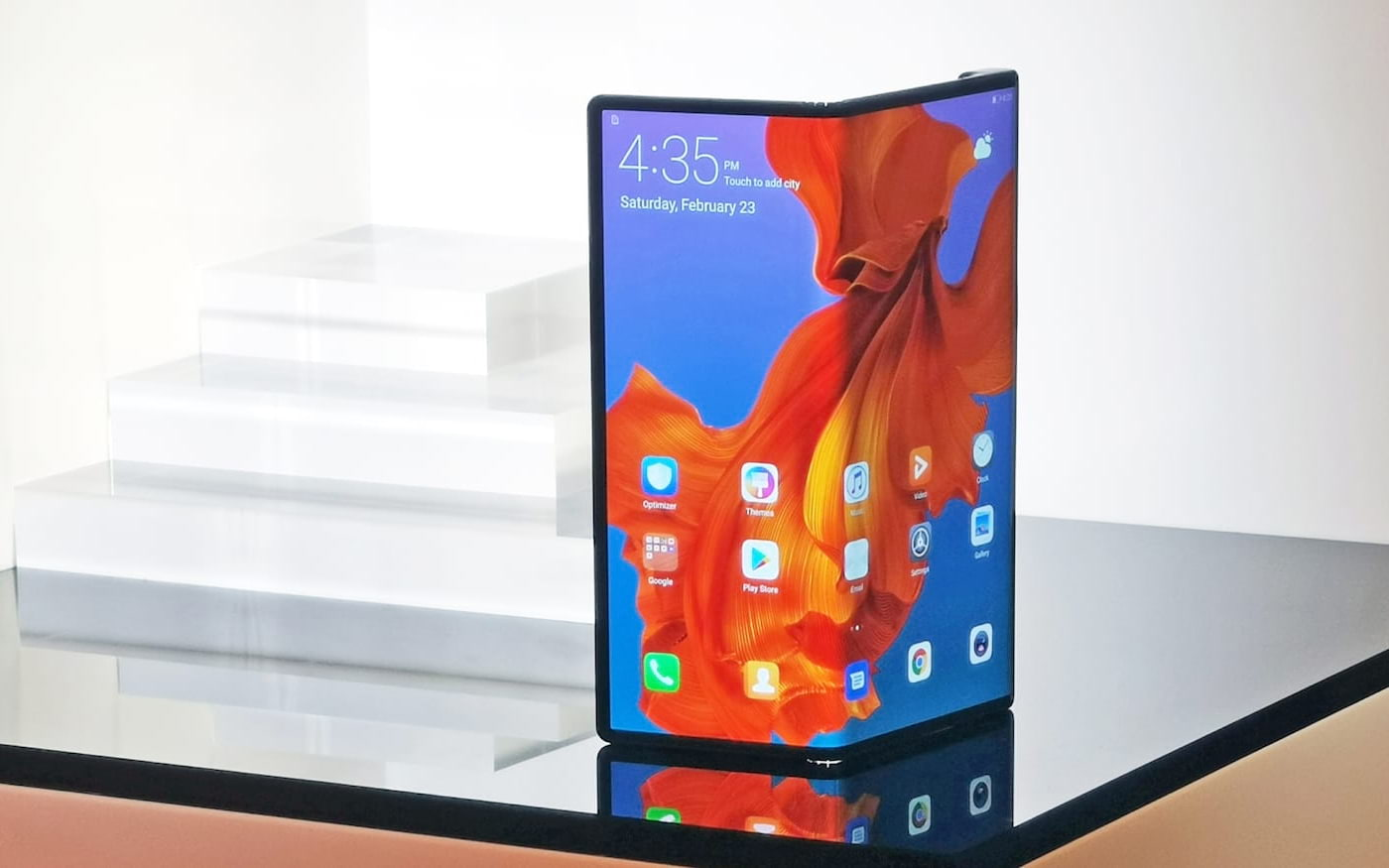Está cada vez mais perto: Huawei Mate X deverá ter vendas iniciadas no final de outubro