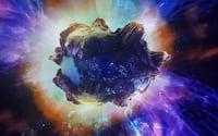 Regeneração de água em asteroides pode permitir vida humana no espaço