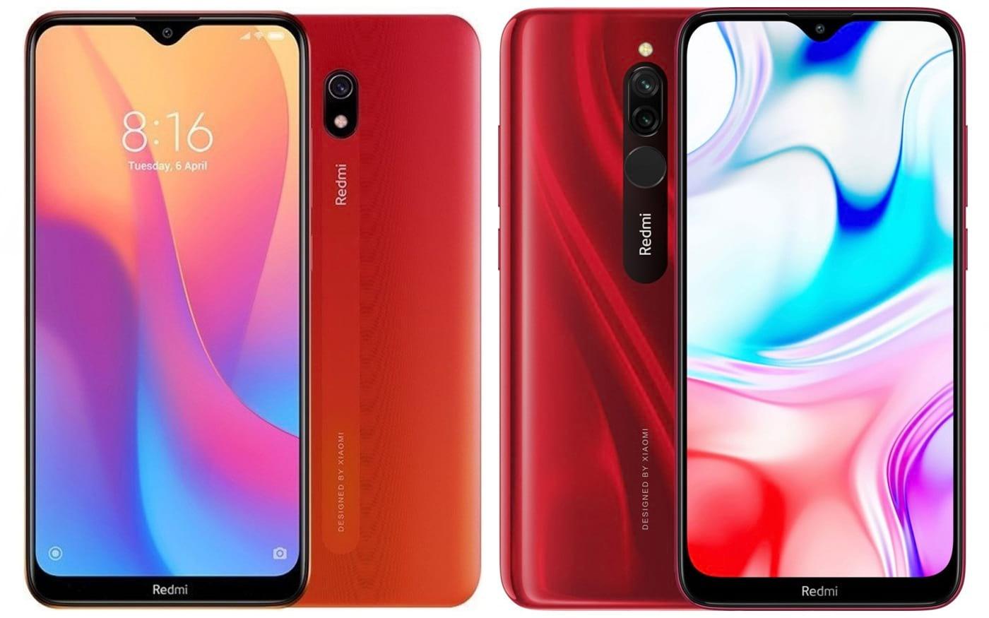 Xiaomi lança Redmi 8 e Redmi 8A por apenas 99 dólares