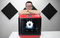 Impressora 3D Finder - REVIEW - É essa a impressora para iniciantes