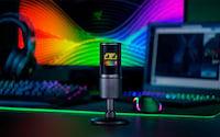 Razer traz microfone para Streamers com reação ao chat, Seiren Emote | BGS 2019