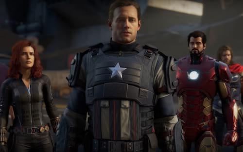 [Marvel Avengers] Square Enix revela imagens do novo visual dos personagens do jogo