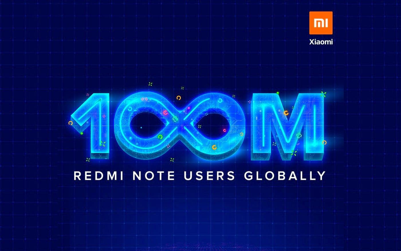 Sucesso total: linha Redmi Note já vendeu 100 milhões de unidades