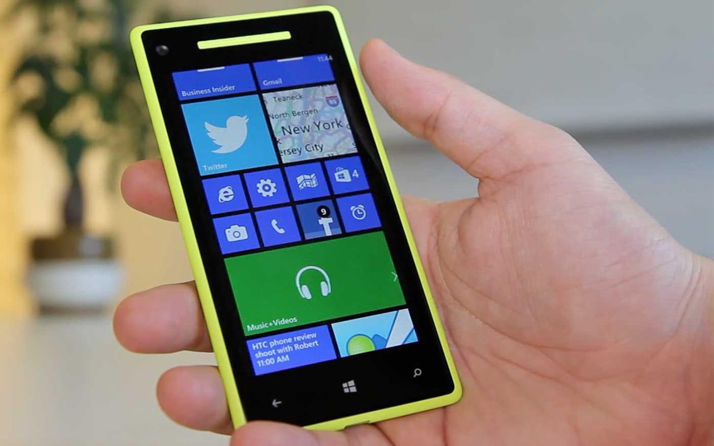 Microsoft pretende encerrar loja de aplicativos do Windows Phone 8.1 em dezembro