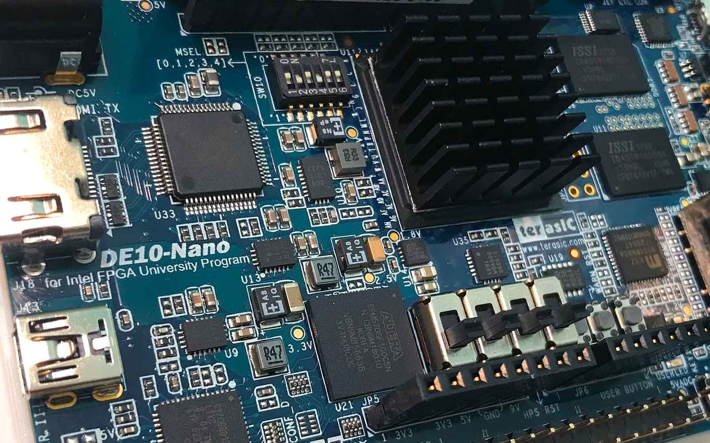 O que é chip FPGA?