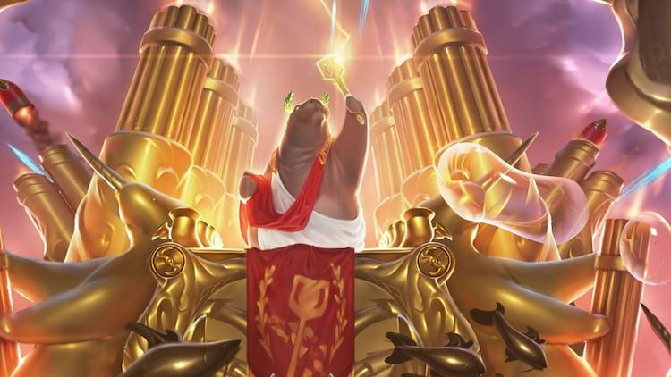 Capa do URF - Riot Games