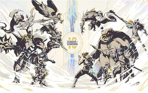 10 anos de League of Legends: Riot anuncia estratégia de dominação do mercado