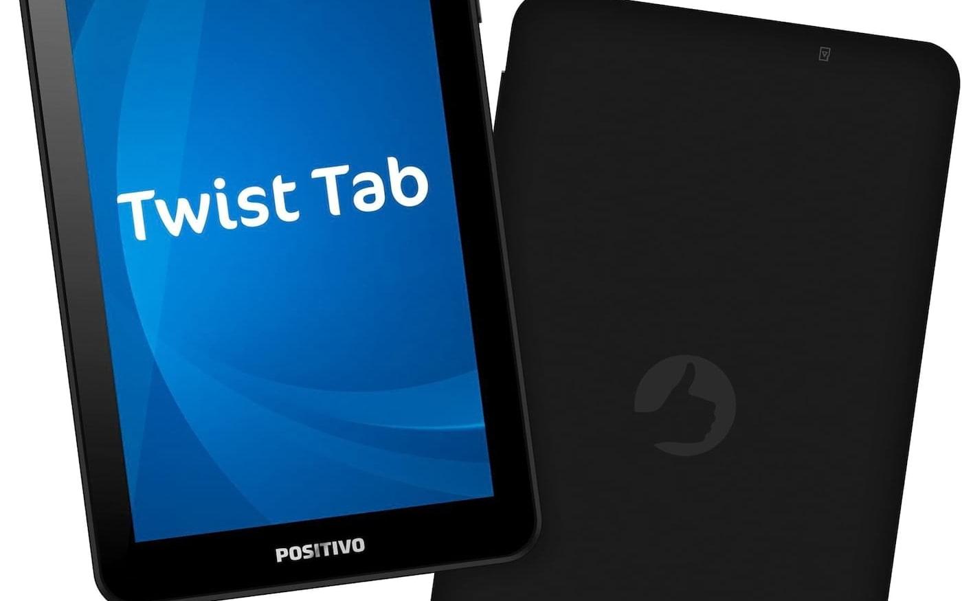 Positivo lança Twist Tab e Twist Tab Kids