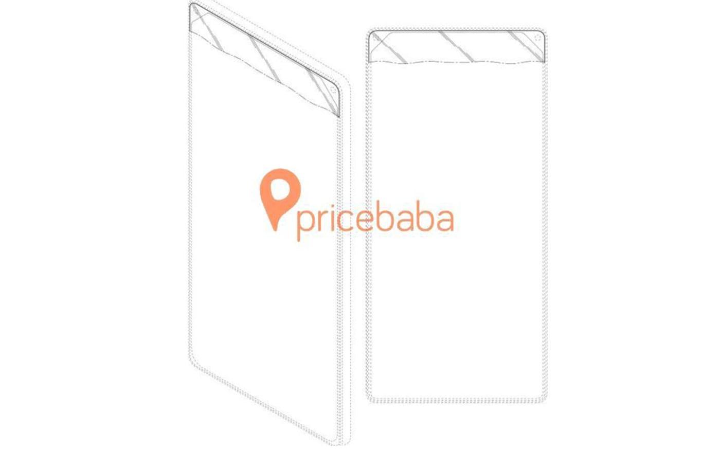 Patente da Samsung revela smartphone com entalhe duplo
