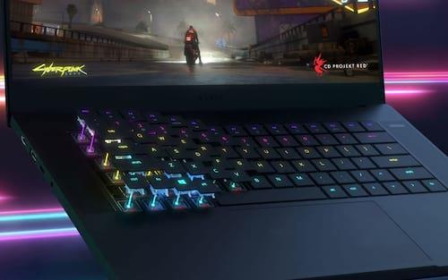 Razer revela notebook que possui o primeiro teclado ótico do mundo