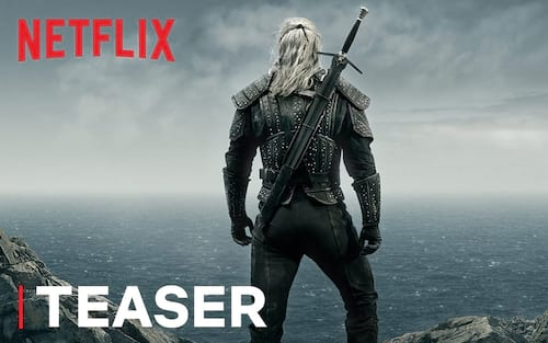 Netflix: The Witcher divulga novo teaser