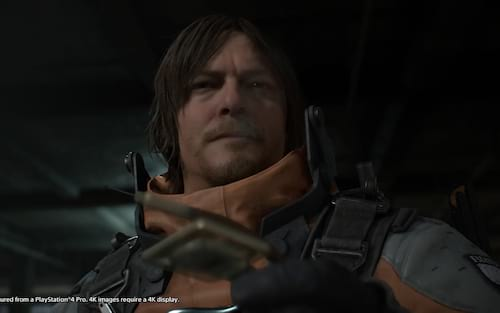 "[Death Stranding] Sony Japan e estúdio Kojima Productions revelam novo trailer chamado ""Connect"""