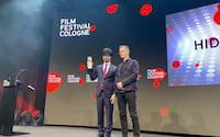 """Hideo Kojima ganha seu primeiro """"Cologne Creative Award"""" no Festival de Cinema de Colônia"""