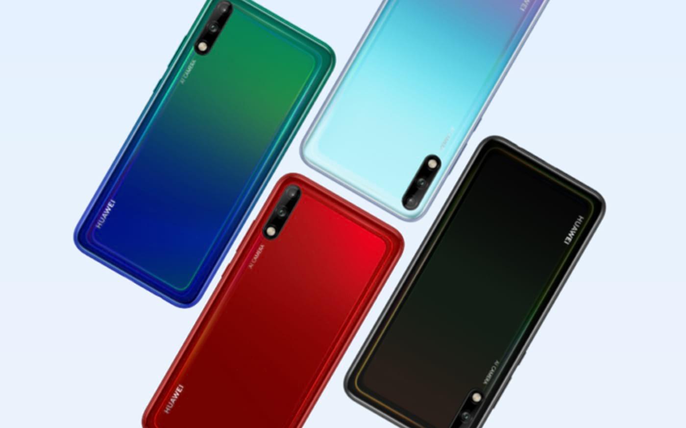 Huawei lança Enjoy 10 com Kirin 710F e câmera de 48MP