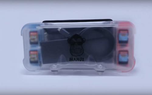 [Manji: The All-in-One] Conheça a case tudo em um para o Nintendo Switch
