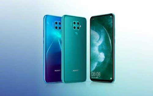 Huawei nova 5z chega em breve com câmeras traseiras quádruplas