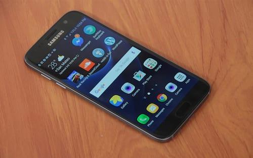 Galaxy S7 recebe patch de segurança de outubro