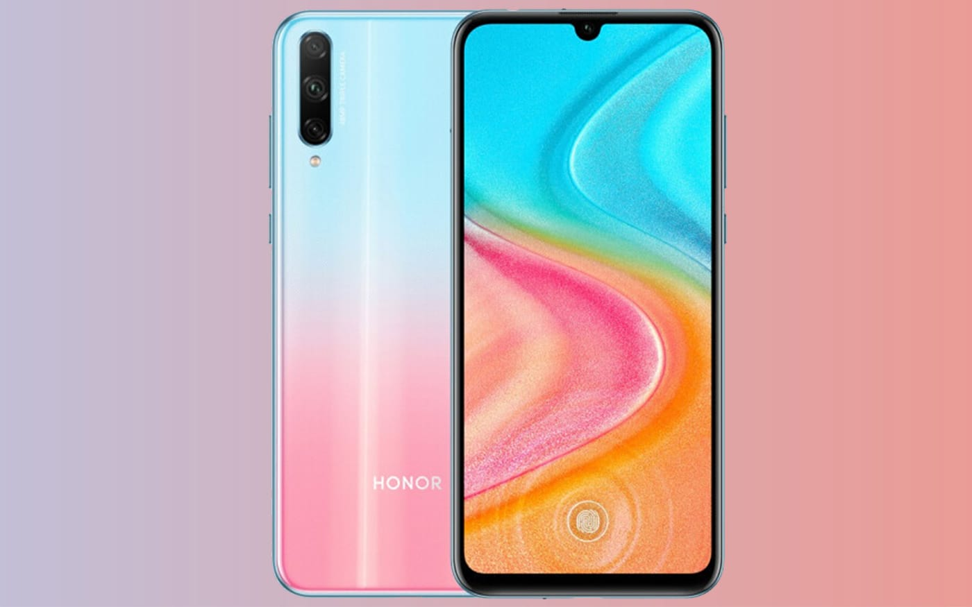 Honor 20 Lite (Youth Edition) chega com câmeras triplas e Kirin 710F