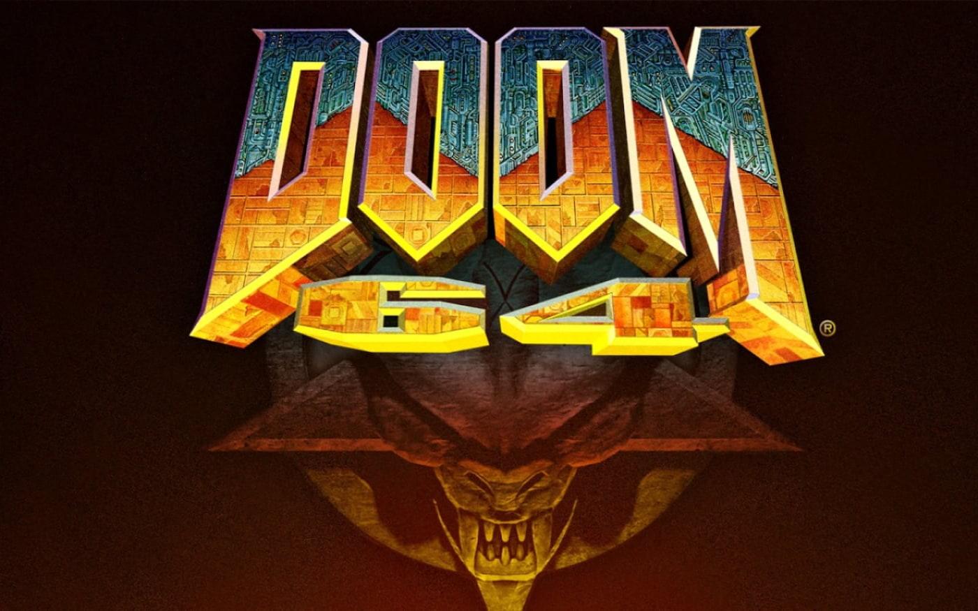 [DOOM 64] Bethesda publica trailer do jogo que virá como bônus de DOOM Eternal