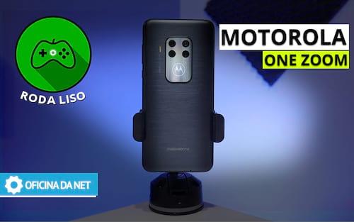 Motorola One Zoom roda CALL of DUTY e outros jogos? - RODA LISO