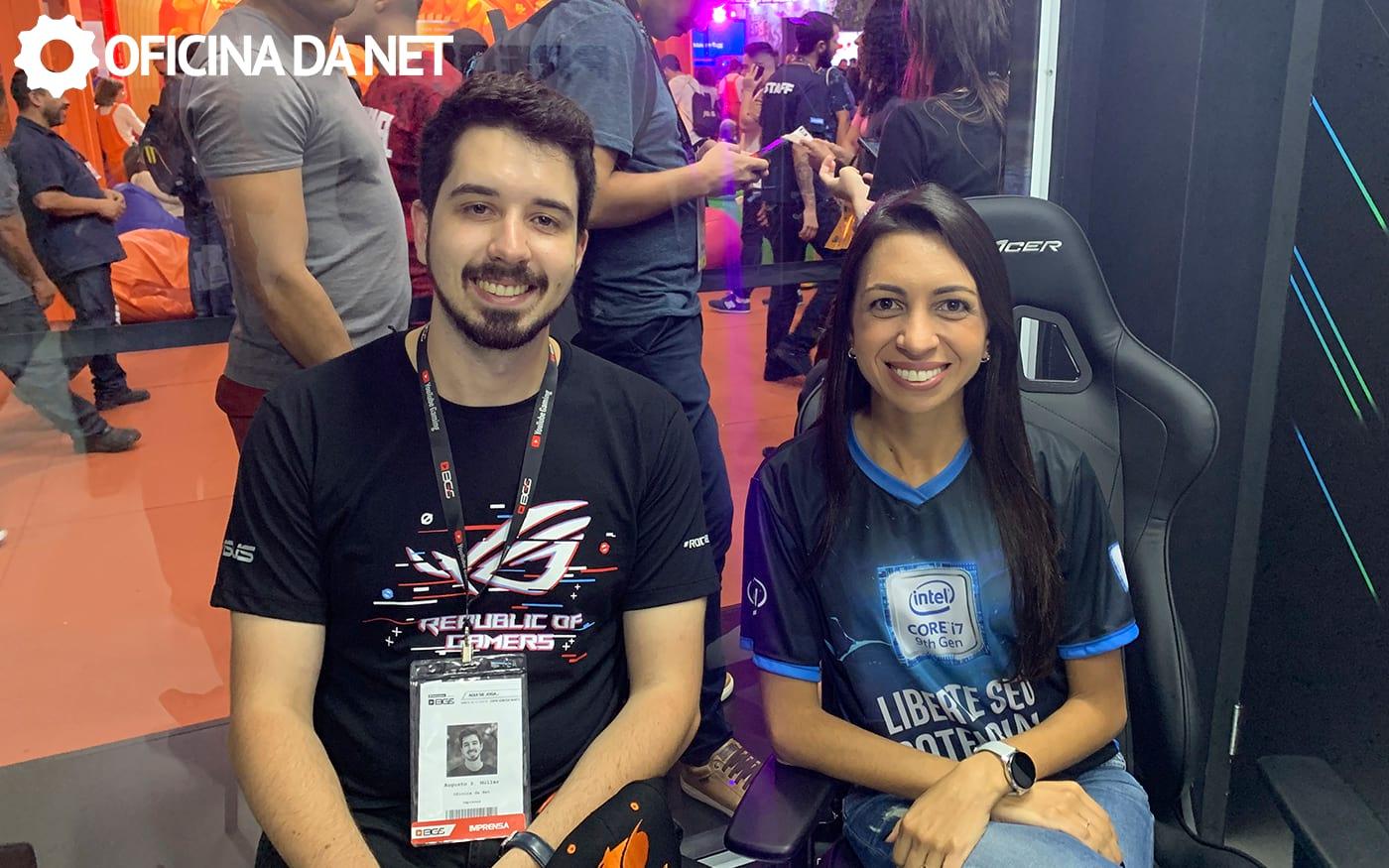 Entrevista com a gerente de marketing da Intel Brasil: Bárbara Toledo